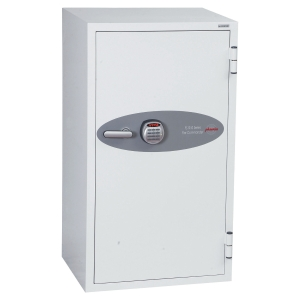 Phoenix Fs1911E Fire Commander Cupboard 1.1M 220L Safe With Electronic Lock
