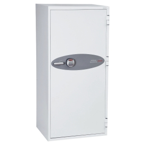 Phoenix Fs1912E Fire Commander Cupboard 1.6M 338L Safe With Electronic Lock