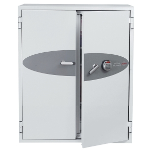 Phoenix Fs1913E Fire Commander Cupboard 1.1M 332L Safe With Electronic Lock