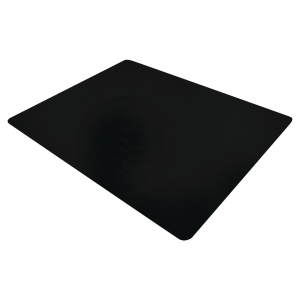 Cleartex Chairmat Hard Floor 90X120 - Black