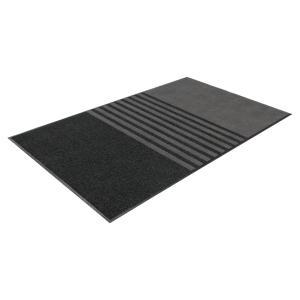 Türmatte Paperflow, 90 x 150 cm, grau