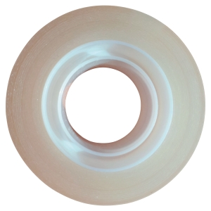 LYRECO INVISIBLE TAPE 19MMX33M PACK OF 8