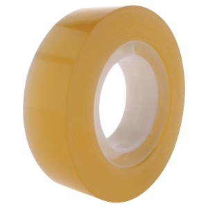 Ruban adhésif transparent Lyreco - 15 mm x 33 m - pack de 10