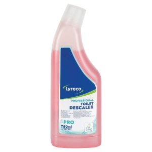 Płyn do toalet LYRECO PRO, 750 ml