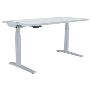Fellowes Levado™ Height Adjustable Desk White - 1600X800mm