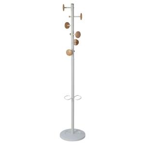 Garderobenständer Alba, weiss, Ø 35 cm