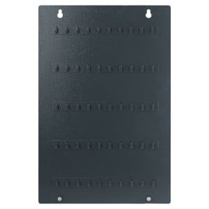 Pavo 8008582 50-Key Hook Board Grey
