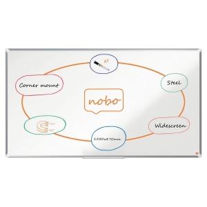 Whiteboard Nobo Widescreen Nano Clean, 70