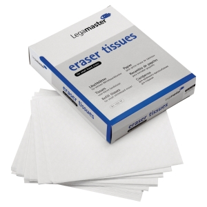 Legamaster white board eraser refills - pack of 100