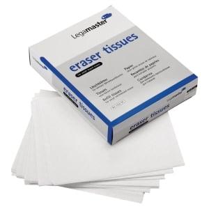 Legamaster tissues voor bordenwisser voor whiteboard - pak van 100