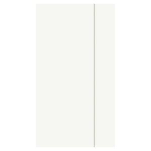 Serwetki do dozownika DUNI, 32 x 33 cm, białe, jednowarstwowe, 750 sztuk