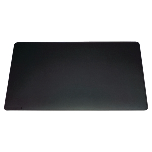 Durable Desk Mat With Contoured Edges 50X70Cm Black