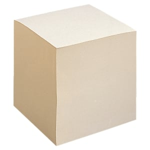 Recycled Paper Cube Refill 90 X 90Mm - 1000 Loose Leaf Notes