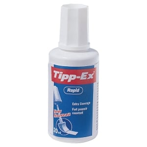Korekčný lak Tipp-Ex Rapid, 20 ml