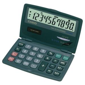 Casio ST-210TE zakrekenmachine  grijs- 10 cijfers