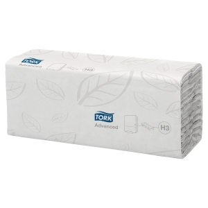 Tork Advanced essuie-mains papier en C pour H3 - paquet de 20x120