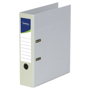 IMPEGA CHRONO L/ARCH FILE A4 80MM GRY