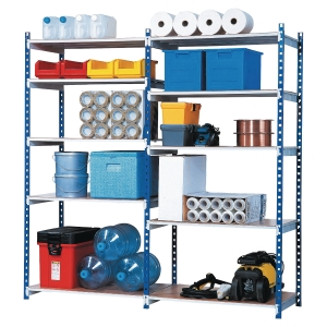 RANGECO MUSCULAR SHELVING STARTER UNIT