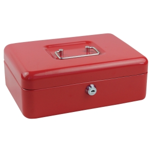 MEDIUM CASH BOX 90 X 250 X 170MM