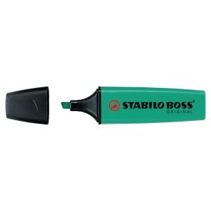 Highlighter Stabilo Boss Original neonturkis