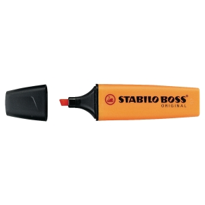 SURLIGNEUR STABILO BOSS ORIGINAL ORANGE