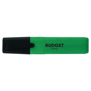 Lyreco Budget Green Highlighters