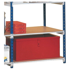 RANGECO MUSCULAR SHELVING 5 SHELVES
