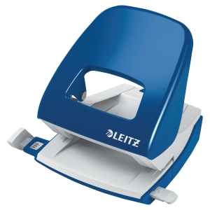 Leitz NeXXt Series 5008 Metal 2 Hole Punch Blue