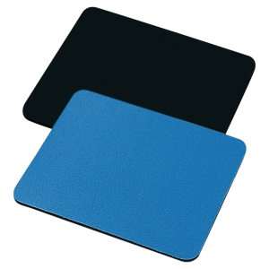 Lyreco Anti-Slip Mouse Mat - Blue