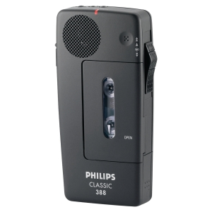 PHILIPS POCKET MEMO LFH388 MINI DICTATION MACHINE