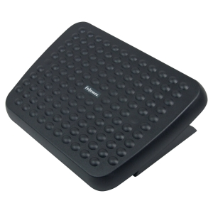 Fellowes standard footrest black