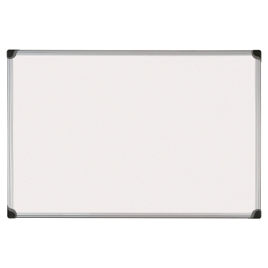 Whiteboardtavle Bi-Office Classic, lakkert, 90 x 60 cm