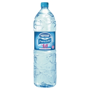 Nestle Pure Life mineral water 1,5L - pack of 6