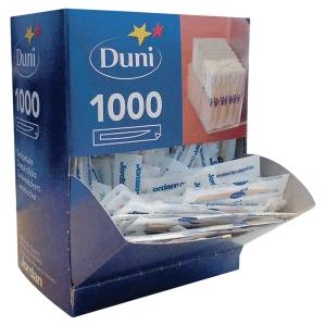 Tandstikker Duni Jordan, æske a 1.000 stk.