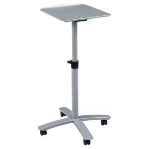 TABLE POUR VIDEOPROJECTEUR TABLETTE 38 X 43 CM ACCO NOBO