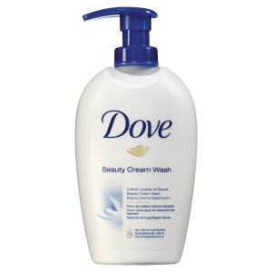 Dove hand soap with dosing pump