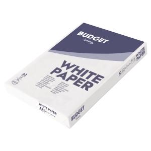 Papier Lyreco Budget, A3 80 g/m² - biely