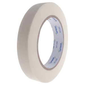 NASTRO IN CARTA SEMICRESPATA LYRECO L 50 M X H 19 MM