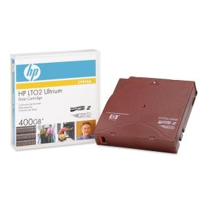 Fita LTO2 HP Ultrium 200/400Gb C7972A