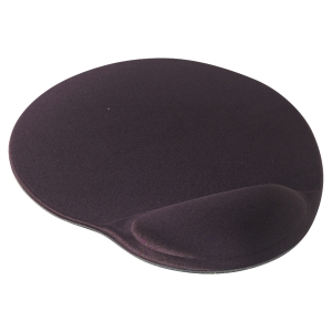 Lyreco Foam Mouse Pad Black