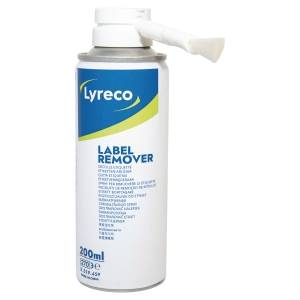 LYRECO PAPER LABEL REMOVER 200ML