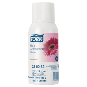 TORK A1 FLORAL AIR FRESHENER SPRAY REFILL 75ML
