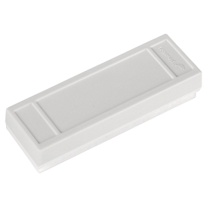 Legamaster 120100 magnetic whiteboard eraser white