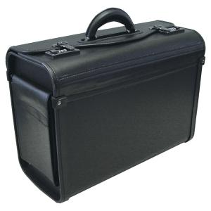 Piloten-Koffer Monolith Eco, schwarz