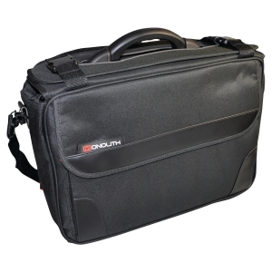 Monolith Nylon Collapsible Pilot Case Black