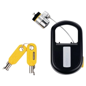 KIT DE SECURITE KENSINGTON POCKET SAVER K64538EU ACIER TREMPE