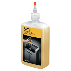 Fellowes olie voor papierversnipperaars, 335 ml