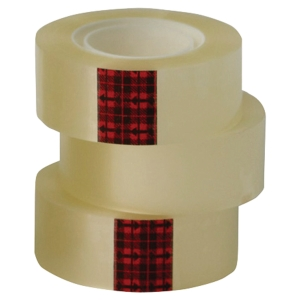 SCOTCH EASY USE TAPE 19MM X 33M - PACK OF 8
