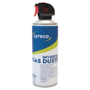 LYRECO INVERTIBLE AIR DUSTER SPRAY 200 ML