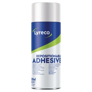 Lyreco colle répositionnable 400 ml